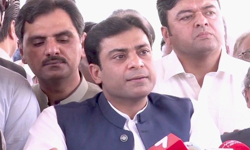 Hamza departs for London, likely to return in Feb 13
