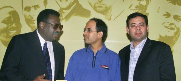 Manu Sawhney, ICC chief executive, ESPN Star Sports