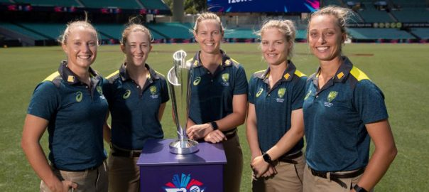 Australia, Women's Twenty20 World Cup, title, India, next year