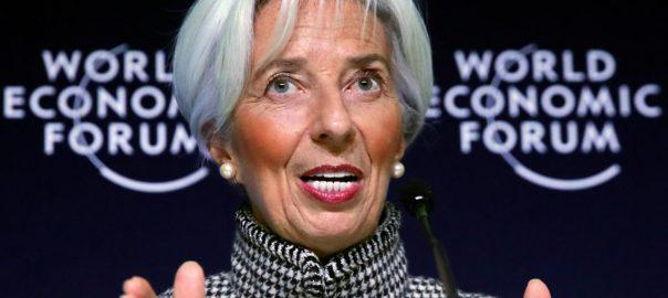 IMF, CEOs, Davos
