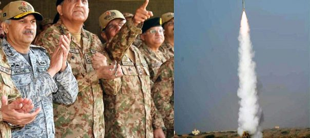COAS Air Staff Pak Army firepower Pakistan Army ISPR LY80 weapon ISPR