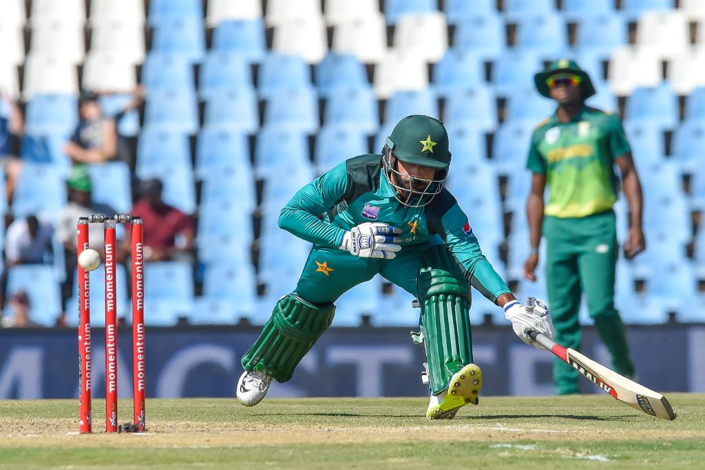 Pakistan set South Africa a target of 317 in 3rd ODI