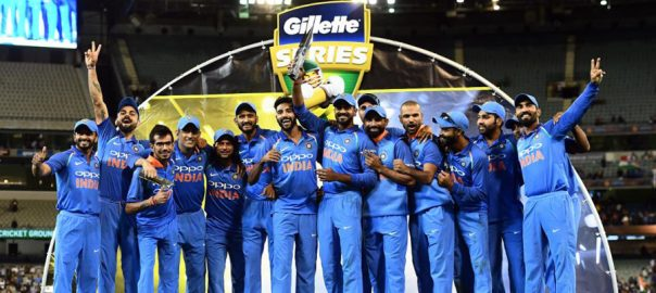 Dhoni, seven-wicket victory, Australia, Melbourne