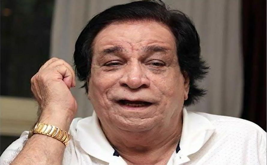 Renowned Indian comedian Kader Khan passes away at 81