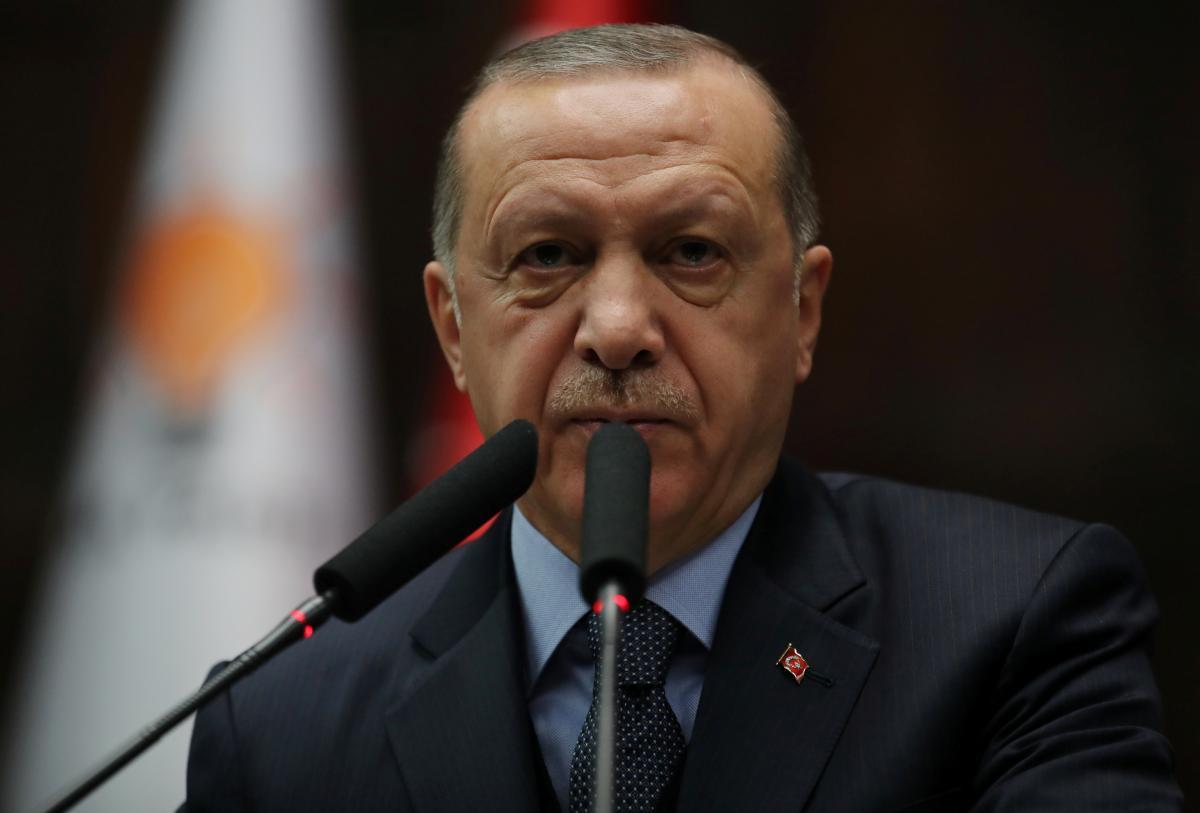 Turkey's Erdogan rebukes Trump's top security adviser over Kurds in Syria