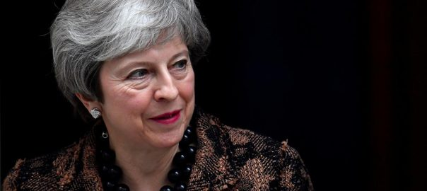 May, lawmakers, message, Brussels, Brexit deal