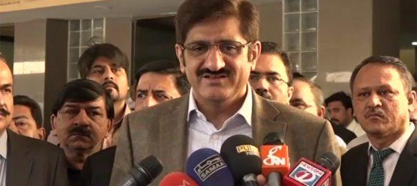 SC, plea, disqualification, Sindh CM, Murad Ali Shah