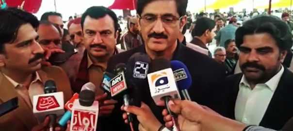 Murad Murad Ali Shah Sindh chief minister Sindh CM federal and provincial govts constituional role
