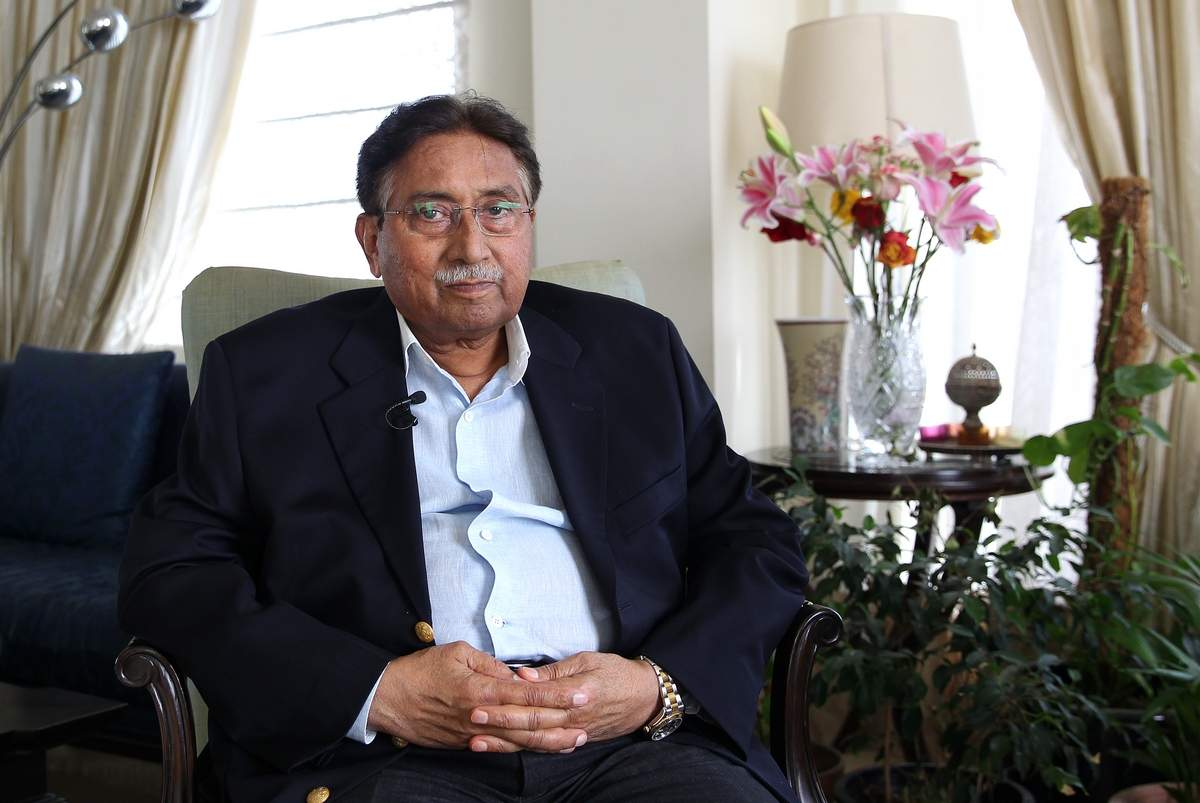 ATC seeks reply on significant reduction in Musharraf's bank accounts