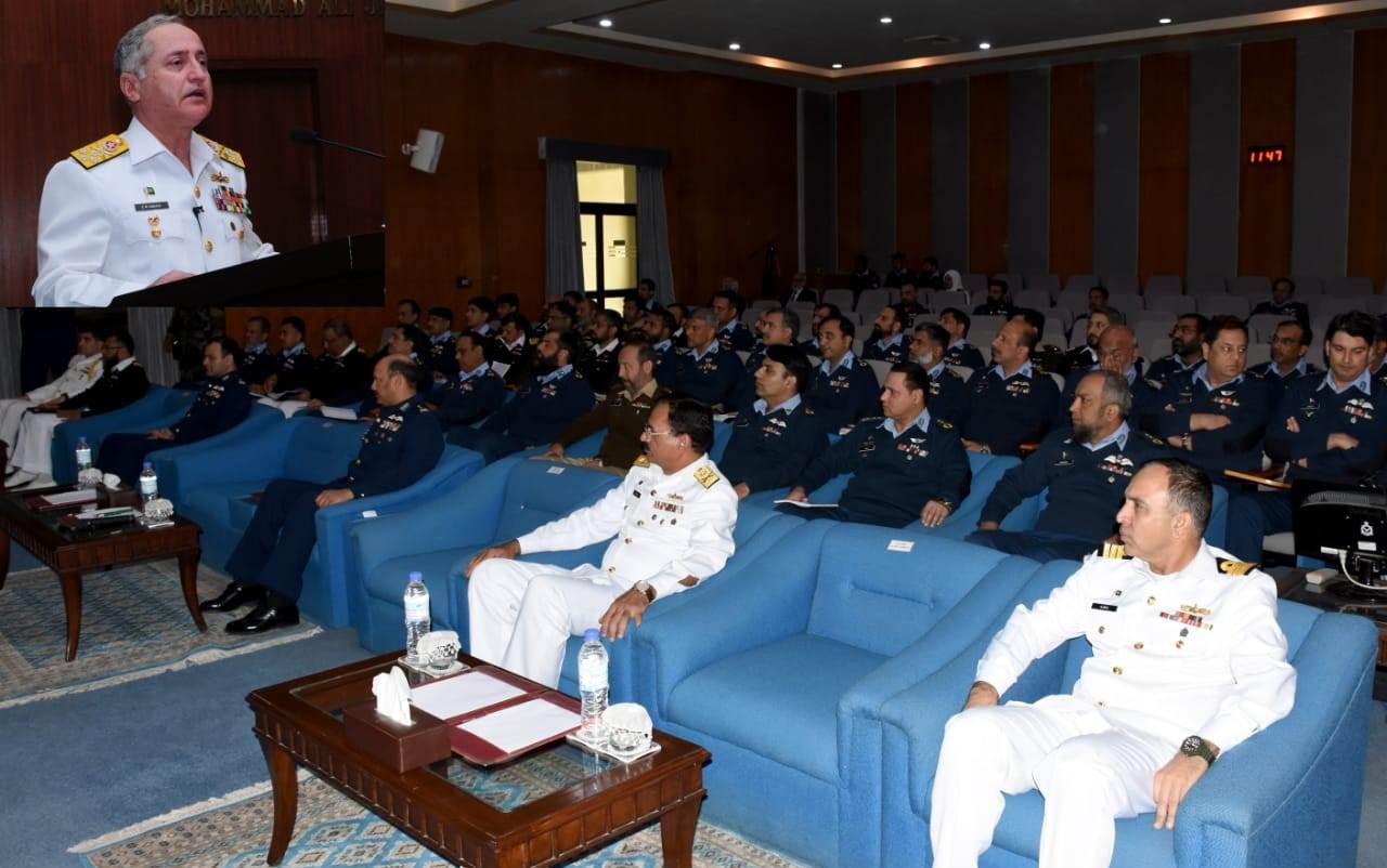 Coastal Command annual Efficiency Parade held at PNS Qasim