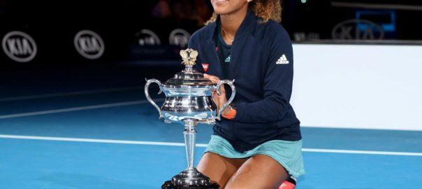Osaka, Kvitova, Australian Open
