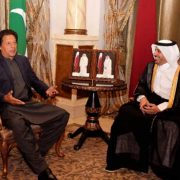 PM official visit PM Imran Khan Qatar Emir