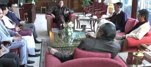 PM PM Imran Khan Imran Ismail MQM MQM delgation SIndh Governor PTI