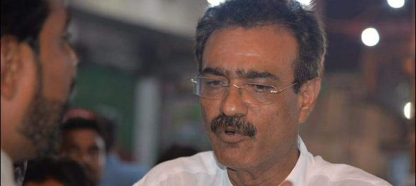 PTI PTI MPA Ramzan GAnchi Karachi firing Ghas Mandi Timber MArket Salman Somroo