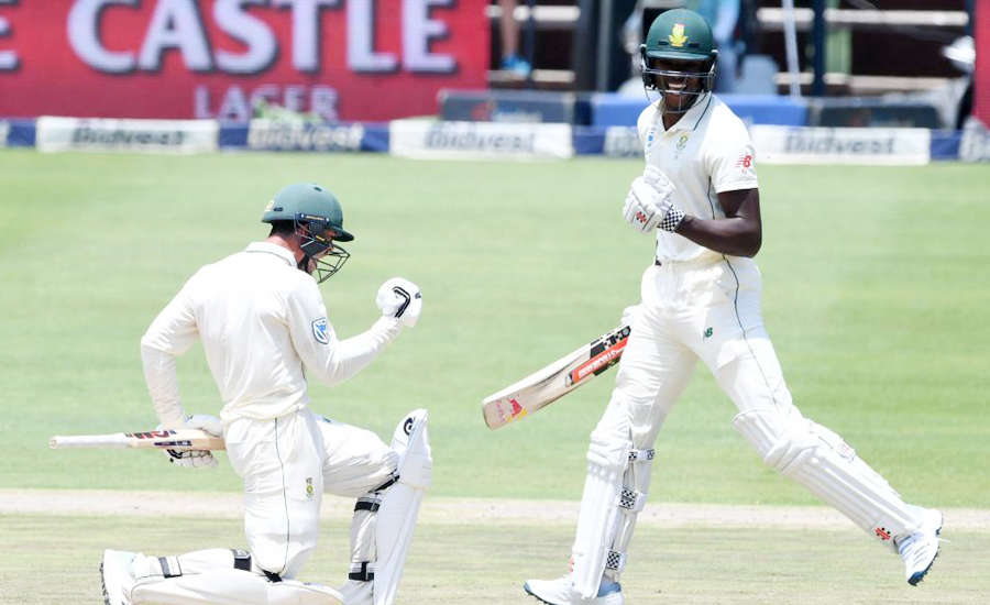 Third Test: Pakistan need 381 runs to win against South Africa