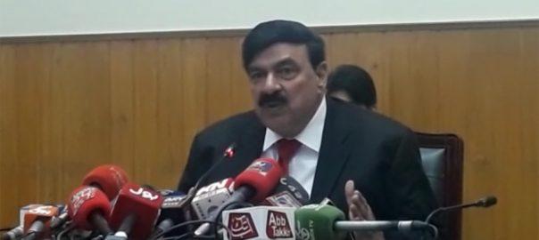 Sheikh Rasheed, Shehbaz Sharif, NRO, Asif Zardari, Bilawal Bhutto