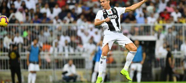 Ronaldo، Italian Super Cup، Juventus, Jeddah