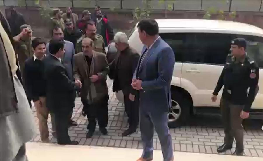 Paragon scandal: Kh Saad, Salman Rafique's remand extended until Jan 19