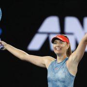 Sharapova, Australian Open, Wozniacki