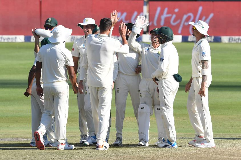 South Africa jump to second position in MRF Tyres ICC Test Team Rankings
