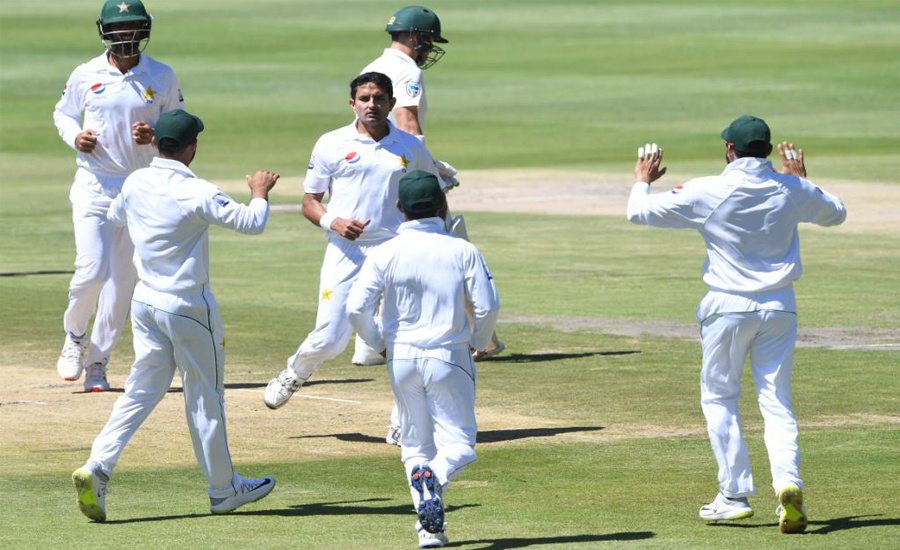 Pakistan lose late wickets after South Africa collapse in 3rd Test