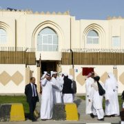 Taliban US-Taliban talks Afghan Taliban Doha Qatar US talks in Qatar