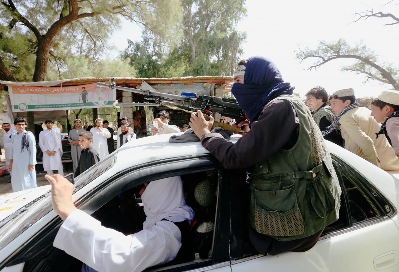 Taliban call off peace talks with US officials