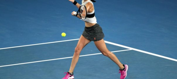 Kvitova, Collins, Australian Open, final