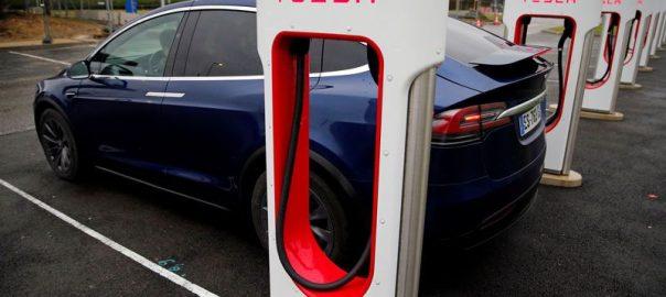 Tesla automaker