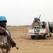 UN UN peacekeepers Northern Mali