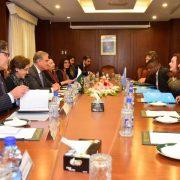 Maria Fernanda Espinosa PmImran Khan president Dr Arif Alvi UNGA UNGA President Shah Mehmood Qureshi FM Qureshi