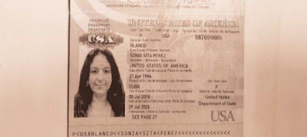 US US women FIA Immigration Islamabad airport Islamabad Sonia Sita Perez