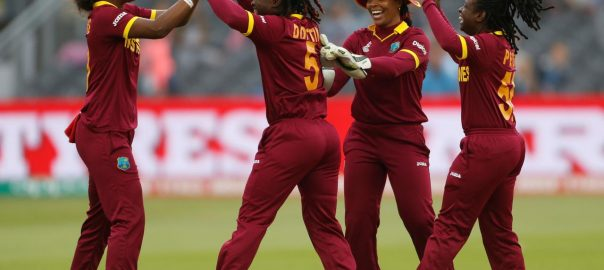 West Indies, women's team, Pakistan for T20 matches