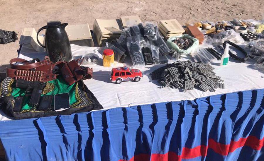 Operation Raddul Fassad, security forces, terrorist bid, Balochistan