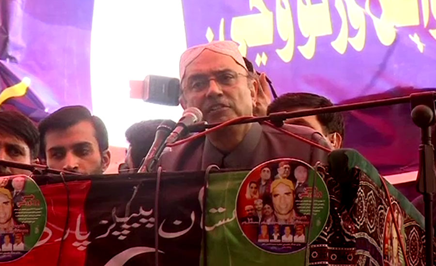 Zardari doubts Imran Khan will complete five years