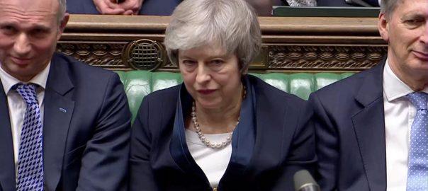230 votes Brexit divorce deal EUROPEAN UNION may refrendum