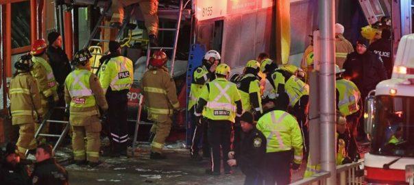 Ottawa Mayor Jim Watson bus crash casualities injuries bilal gill double-decker commuter bus