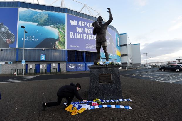 Cardiff plan Sala tribute at Arsenal game