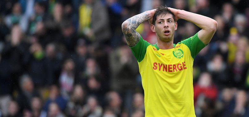 Cardiff City's Sala missing after plane disappears over English Channel