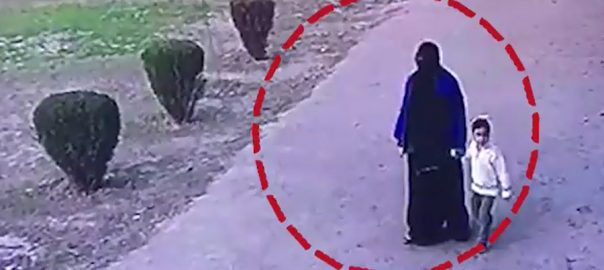 Police, clueless, child, Lahore, Gulshan Iqbal Park, CCTV footage