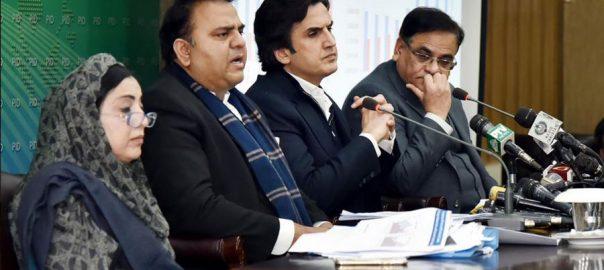 ECL exit control list PPP Bilwal Bhutto Murad Ali Shah 172 people Fawad Chaudhry Makhdom Khusroo Bakhtiyar 20 suspects Fawad Ch fake bank accounts PPP big wigs federal cabinet federal cabinet decision farogh naseem