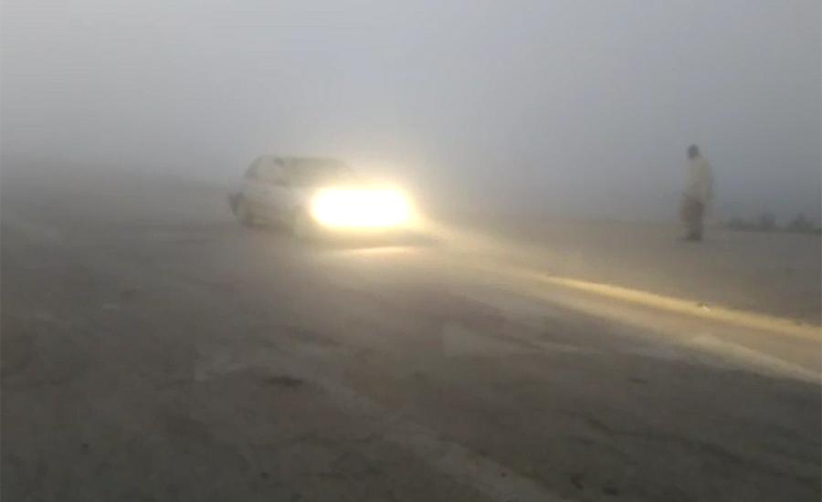dense fog Motorway rain thunderstorm snow weather