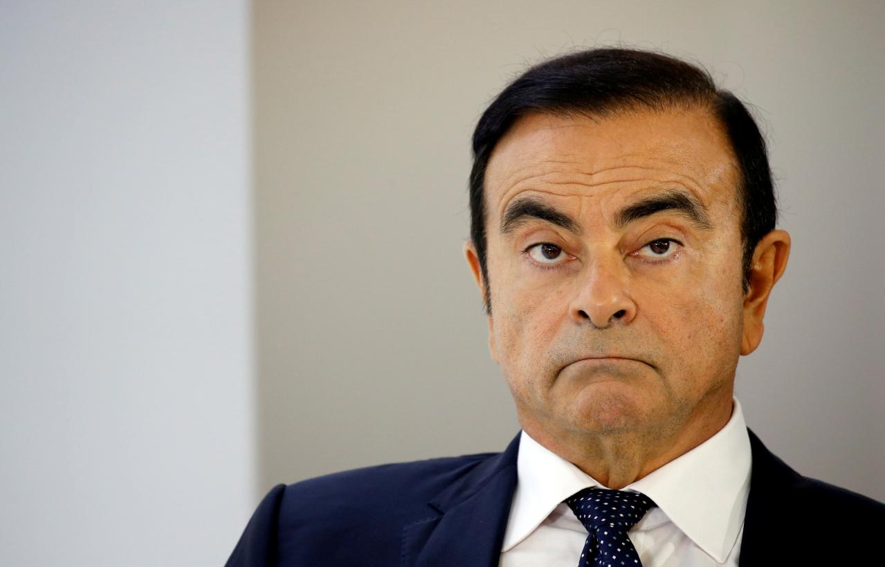 Tokyo court approves Ghosn's detention until April 14, lawyer to appeal