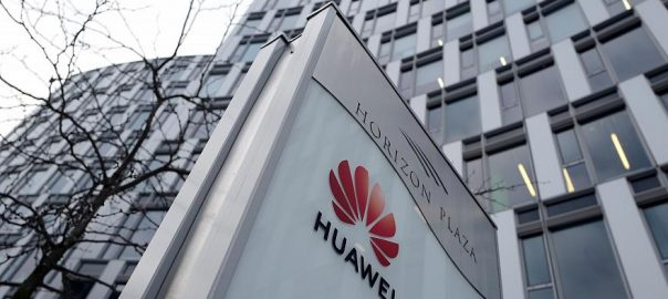 HUAWEI TECHNOLOGIES RESTRICTIONS US DONALD TRUMP