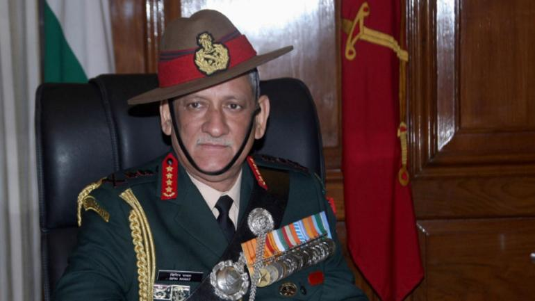 Indian army chief confesses for spying on LOC at Pakistani boundaries