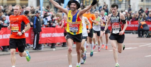 London, Marathon, fundraising, 1 billion,