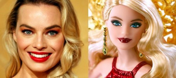 Margot Robbie to play Barbie in doll's first live-action film