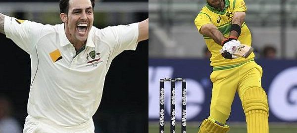 Maxwell Mitchel Johnson michel johnson World Cup