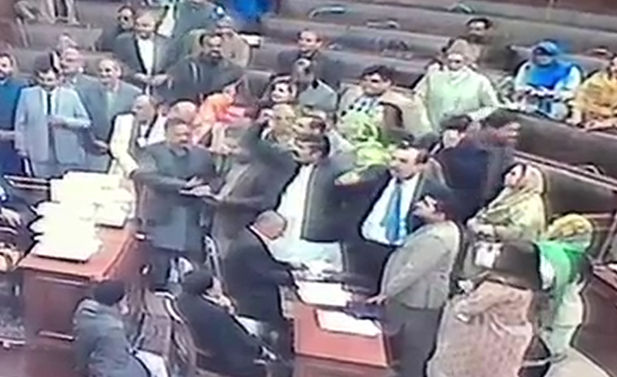 Ruckus in Punjab Assembly over Sahiwal incident