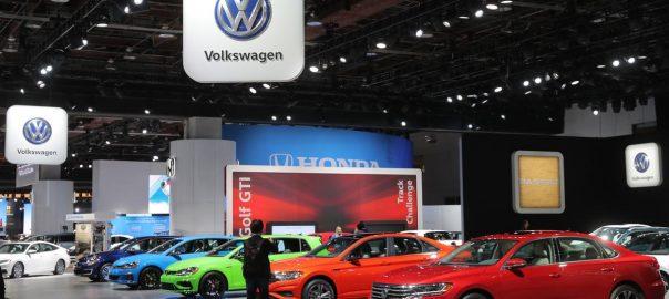 Volkswagen Group automaker light-duty vehicles Renault SA Nissan Motor Co Ltd Mitsubishi Motors Corp